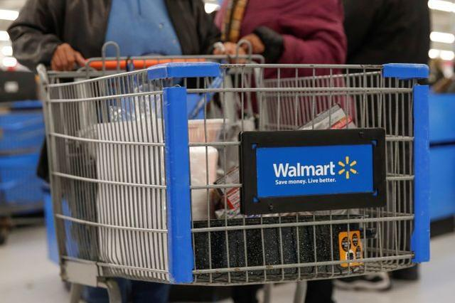应对疫情下美国消费人数激增,沃尔玛增聘15万多名小时工  第3张
