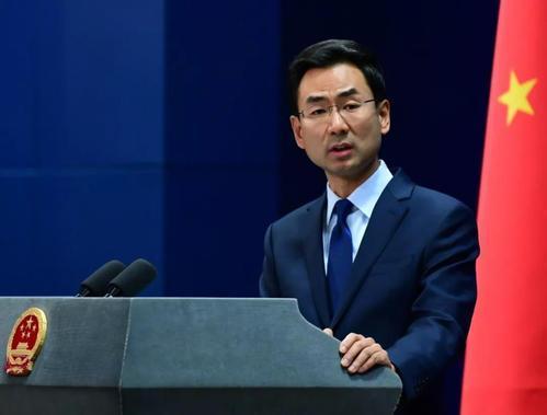 外交部介绍中方向美通报疫情情况,驳斥美国官员指控