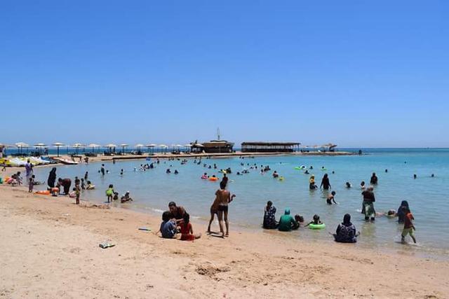 """埃及政府公布修复国内游,沿海地区""""更健康""""  第1张"""