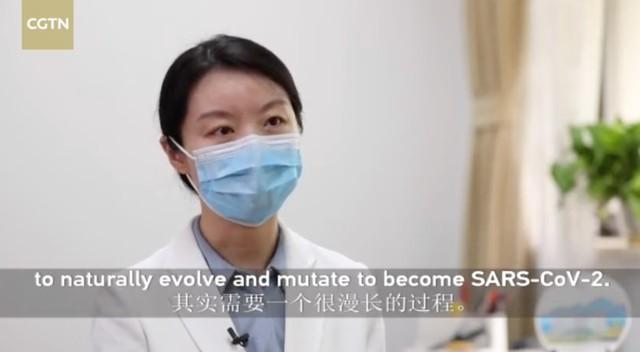 她初次同意答复提出质疑:大家上年12月30号才第一次接触这类病毒感染
