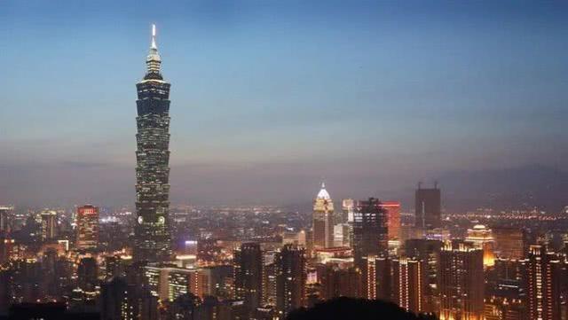 对中国台湾,世界各国人体都很诚信,岛内轰然