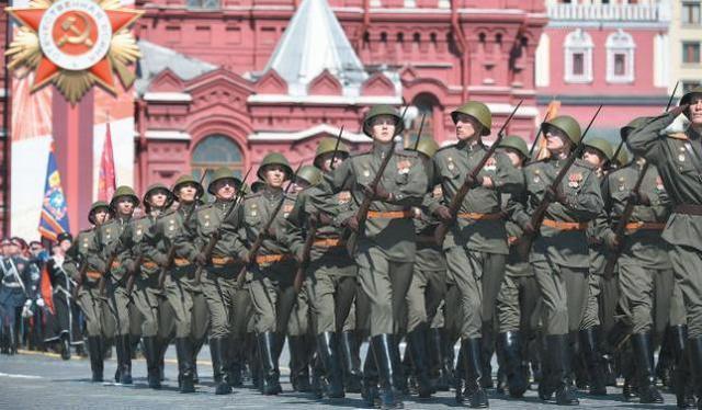 俄罗斯总统注重保卫二战历史 乌克兰举办胜利日国庆大阅兵