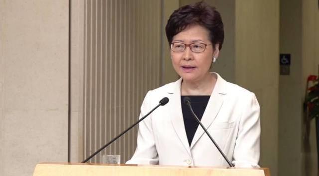 高级官员底气答复封禁,中国香港承诺不畏英国吓唬