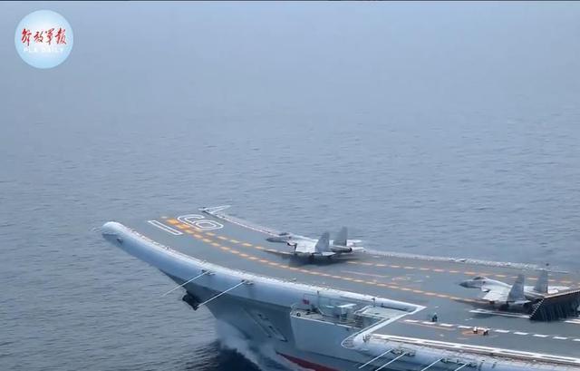 看当场!歼-15战斗机契形红警快捷键超越海空