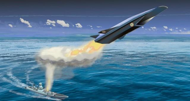 外媒蹭热点印尼试射高超音速四轴飞行器:是为应对中国军舰