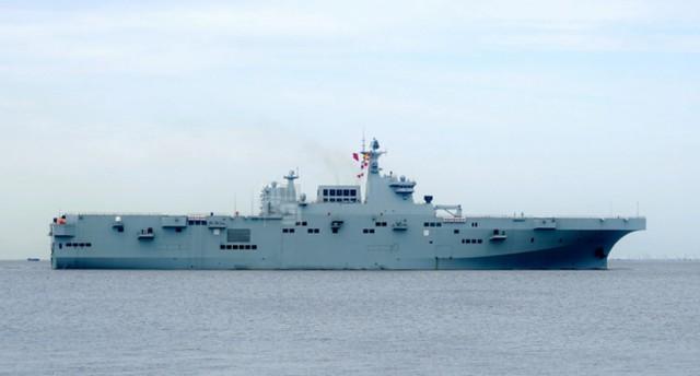 外媒:短短的二十年,我国取得成功布署世界最大战舰,发展趋势速率超过预估  第3张
