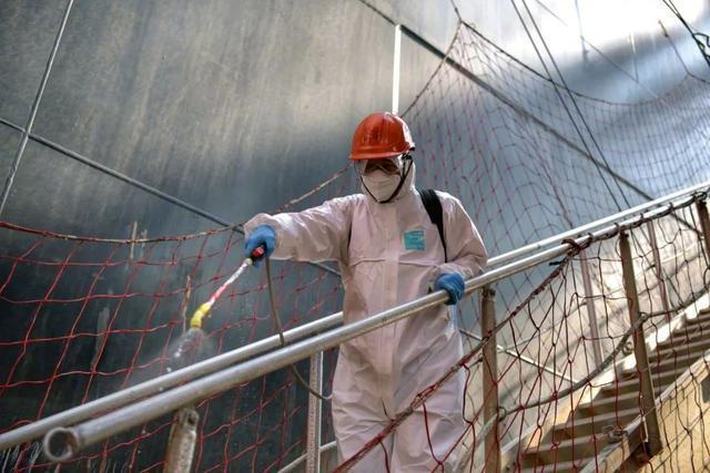 青岛港组织12000名员工进行核酸检测,结果均为阴性