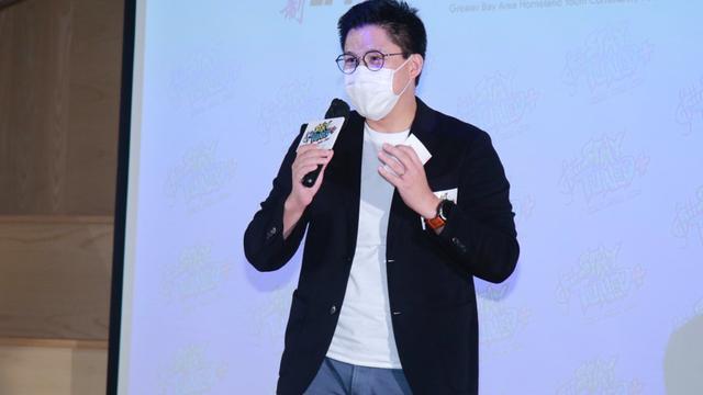 霍·呼吁香港年轻人以开放的态度认识祖国,了解中国历史