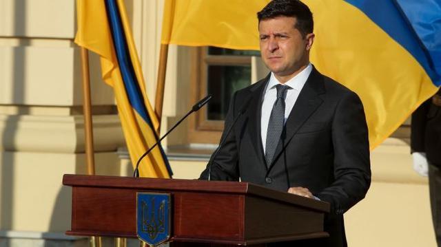 乌克兰总统确诊后,议长、国防部长、财政部长、卫生部长相继感染新冠肺炎。