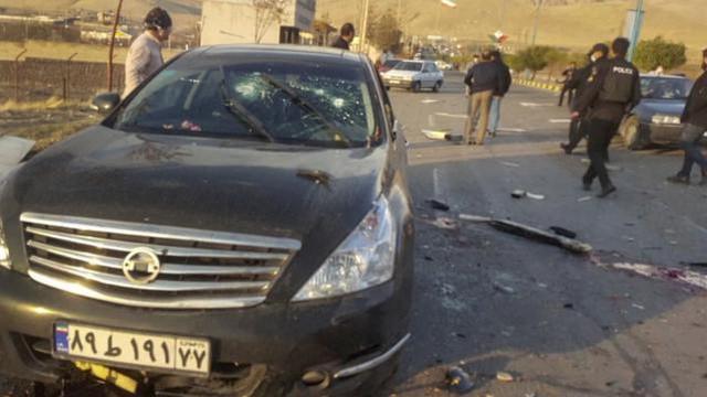 核科学家遇害,伊朗媒体:应通过袭击以色列城市进行报复,造成严重伤亡。