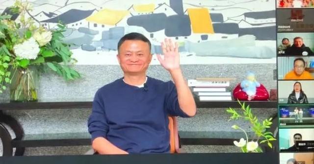 腊八节,马云视频连接100个农村教师。