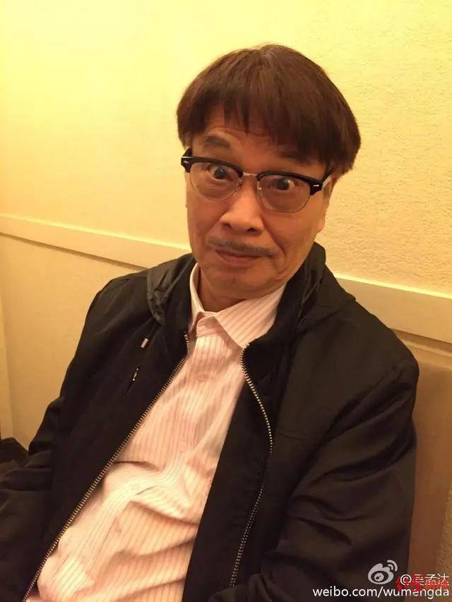 香港媒体报道称,吴孟达因重病住院。