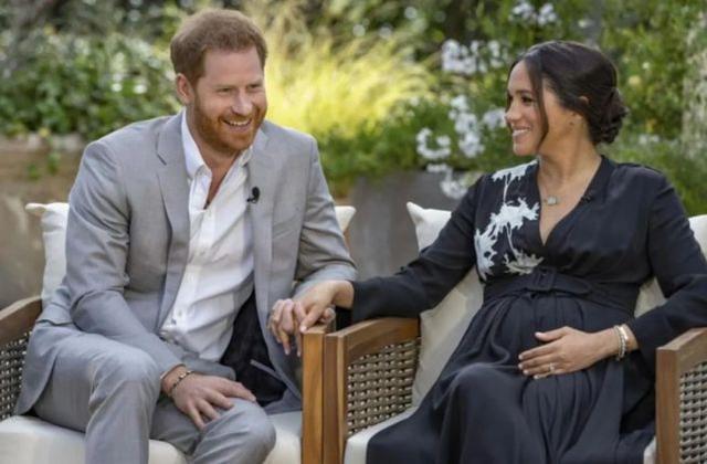 """""""英国王室最具破坏性的丑闻"""",哈利和他的妻子勃然大怒。"""