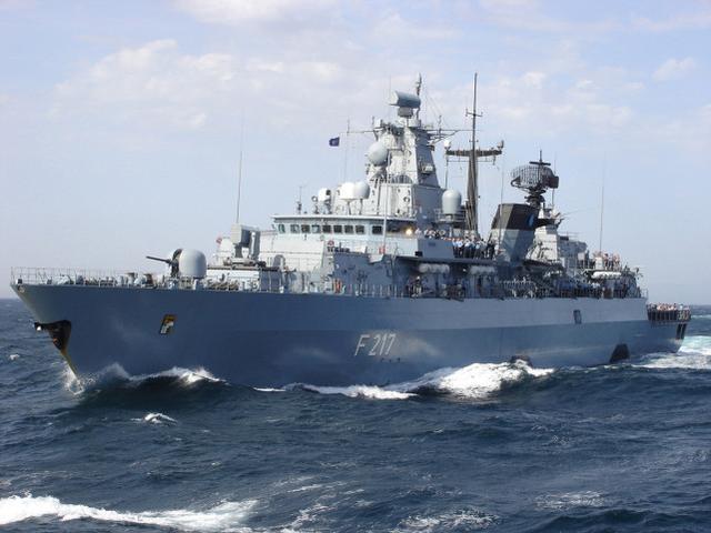 德国媒体一针见血:德国派军舰去南海?这是第二个东方战场!