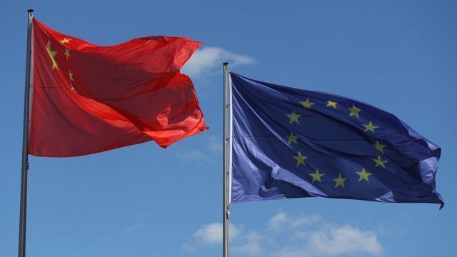 在涉疆谎言的基础上,欧盟制裁中方?中国正在制定反制计划,将加倍奉还。